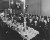 Pusey and Jones Company dinner party
