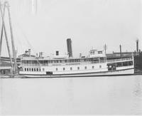 The steamer, General Putnam