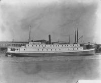 Steamer, Manteo, built for Old Dominion Steamship Co.