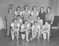 Pusey and Jones Corporation basketball team