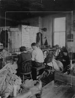 Sweatshop workers in Baltimore, Md.
