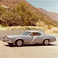Raymond Loewy in Mercury Cougar