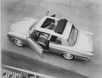 1963 Studebaker With Skytop Sunroof