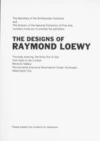 The Designs of Raymond Loewy