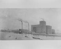 U.S. Sugar Refinery in Camden, N.J.