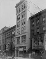 Store building in New York, N.Y.