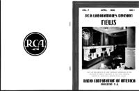 RCA Laboratories News [1950]