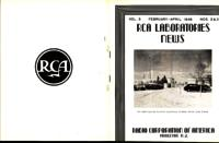 RCA Laboratories News [1946]