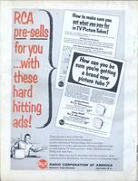 RCA Pre-Sells For You With These Hard Hitting Ads!
