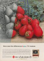 Now See the Difference Color TV Makes