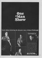 One Man Show: A New Album Featuring the Dynamic Voice of Glenn Yarbrough
