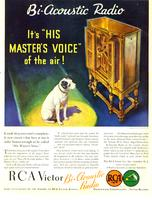 Bi-Acoustic Radio: It's 'His Master's Voice' of the Air!