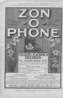 Zon-O-Phone: The Pleasure Doubled, the Cost Reduced