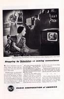 Shopping by Television - A Coming Convenience