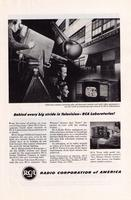 Behind Every Big Stride in Television, RCA Laboratories!