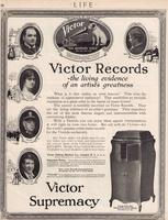 Victor Records: The Living Evidence of an Artist's Greatness