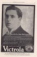 Victor Records by John McCormack