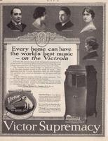 Every Home Can Have the World's Best Music on the Victrola