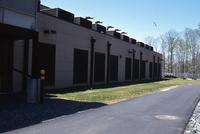 Outside generators at MCI Data Center (Perryman, Md.)