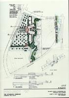 Project 'X' site drawing of MCI Campbell Creek Engineering Center (Richardson, Tex.)