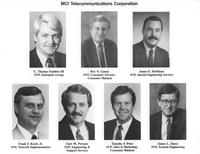 MCI Telecommunications senior vice presidents