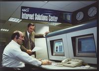 MCI Internet Solutions Center