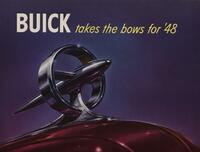 Buick takes the bows for '48