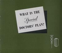 What Is the Special Doctors' Plan?