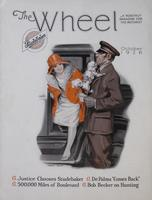 Studebaker Wheel : a Monthly Magazine for the Motorist [October 1926]
