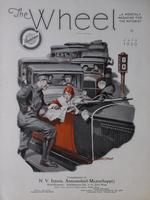 Studebaker Wheel : a Monthly Magazine for the Motorist [January 1930]