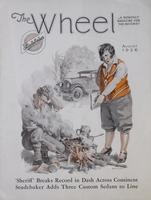 Studebaker Wheel : a Monthly Magazine for the Motorist [August 1926]