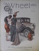 Studebaker Wheel : a Monthly Magazine for the Motorist [February 1927]