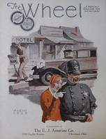 Studebaker Wheel : a Monthly Magazine for the Motorist [August 1929]