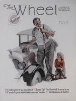 Studebaker Wheel : a Monthly Magazine for the Motorist [May 1927]