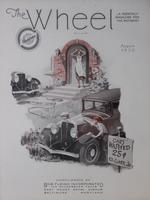 Studebaker Wheel : a Monthly Magazine for the Motorist [August 1930]