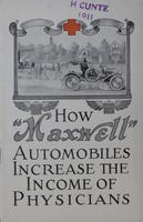 How Maxwell Automobiles Increase the Income of Physicians