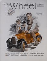 Studebaker Wheel : a Monthly Magazine for the Motorist [December 1926]