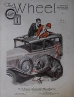 Studebaker Wheel : a Monthly Magazine for the Motorist [May 1930]