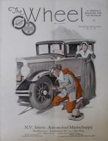 Studebaker Wheel : a Monthly Magazine for the Motorist [November-December 1929]