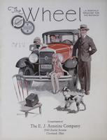 Studebaker Wheel : a Monthly Magazine for the Motorist [April 1929]