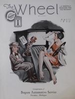 Studebaker Wheel : a Monthly Magazine for the Motorist [April 1930]