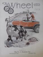 Studebaker Wheel : a Monthly Magazine for the Motorist [July 1929]