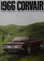 1966 Corvair : Rear-Engine Fun Car Built the Chevrolet Way