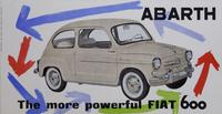 Abarth : the More Powerful Fiat 600