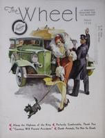 Studebaker Wheel : a Monthly Magazine for the Motorist [March 1932]