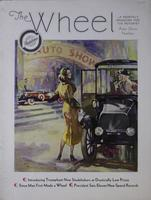 Studebaker Wheel : a Monthly Magazine for the Motorist [Auto Show Number]
