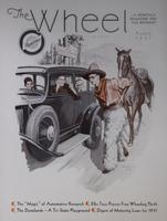 Studebaker Wheel : a Monthly Magazine for the Motorist [August 1931]