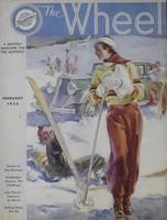Studebaker Wheel : a Monthly Magazine for the Motorist [February 1933]