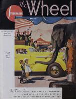 Studebaker Wheel : a Magazine for the Motorist [July 1936]