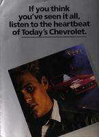 If You Think You've Seen It All, Listen to the Heartbeat of Today's Chevrolet